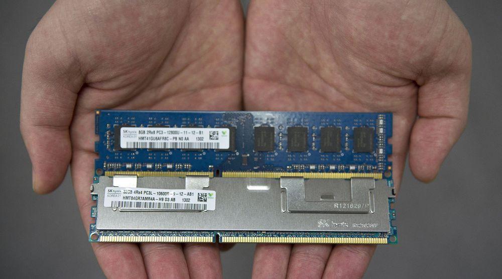 Prisen på SK Hynix sine DDR3-brikker har steget kraftig etter at en av selskapets fabrikker ble slått ut av brann i september.