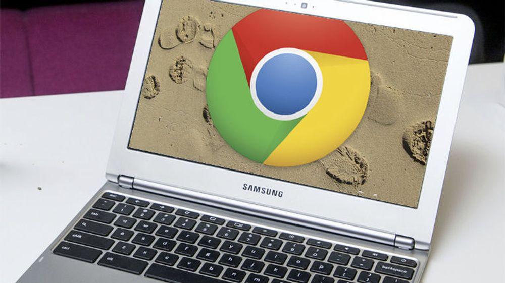 Googles nettskybaserte OS, Chromebook, har blitt en suksess. Men i det svenske skoleverket har personvernspørsmål satt en demper på entusiasmen for å bruke plattformen til skoleformål.