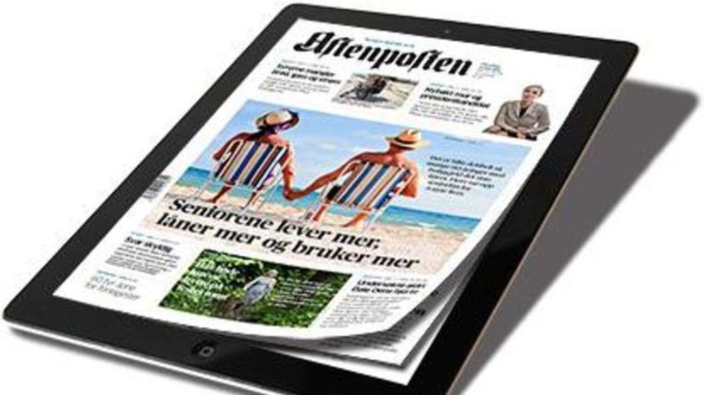 Aftenposten vil øke inntektene på sine digitale utgaver. Nå setter de opp betalingsmur rundt nettinnholdet.