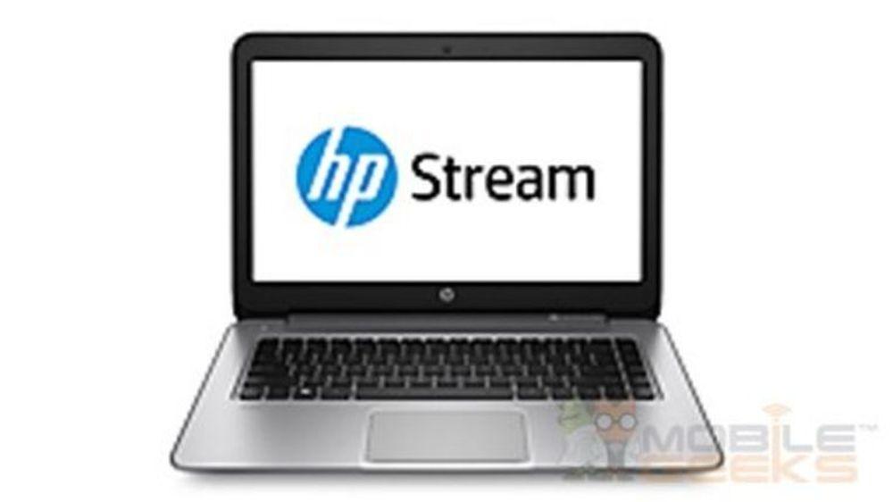Slik ser HP Stream ut, ifølge spesifikasjonene funnet av nettstedet Mobile Geeks.