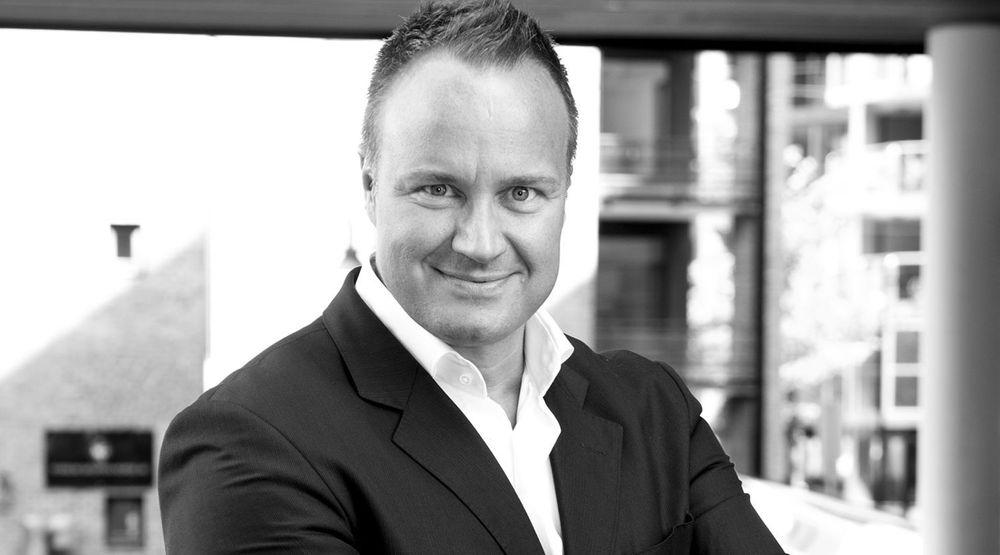 Thomas Ludvik Næss er ansatt som administrerende direktør for Trend Micro i Norge.