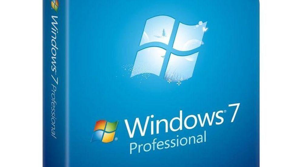Feilen gjelder i hovedsak brukere av Windows 7.