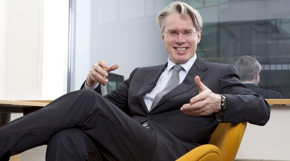 Konsernsjef Arne Mjøs mener omorganisering og tre klare forretningsområder skal bidra til videre vekst.
