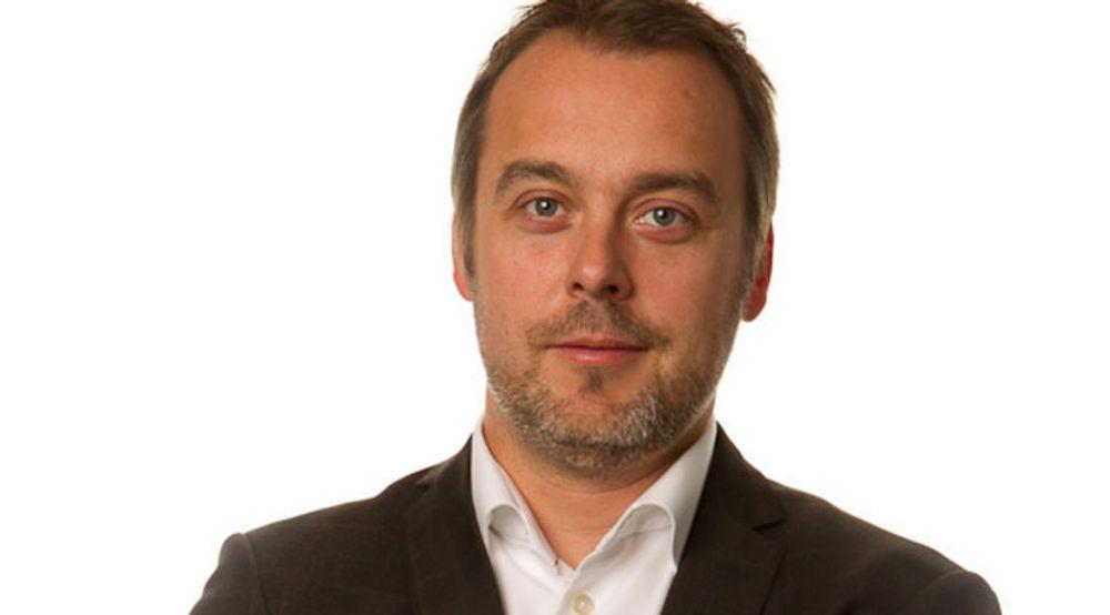 Per Welin, adm. direktør i Lemontree, har vunnet et stort testoppdrag for Nav.