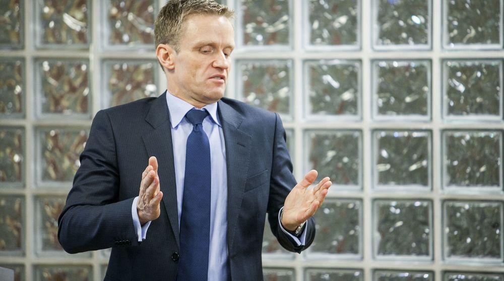 Telio-sjef Eirik Lunde mener utviklingen for sammenslåingen av Telio og Nextgentel ligger foran skjema.