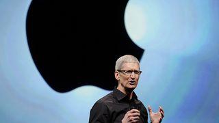 Apples årlige omsetning falt for første gang siden 2001