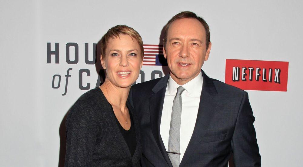 Robin Wright og Kevin Spacey fra House of Cards sørget for at Netflix leverte meget sterke resultater i årets første tre måneder. Nå varsler selskapet at de skal bli tøffere mot de som selger rettigheter til serier og filmer.