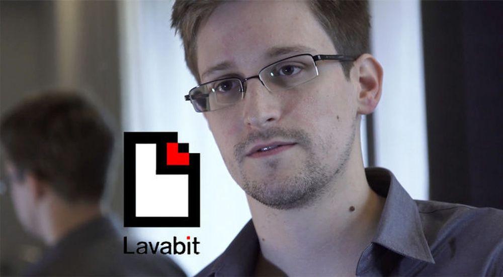 Lavabit er eposttjenesten som varsleren Edward Snowden (bildet) benyttet seg av. Eieren av nettstedet har kjempet, og fortsetter en innbitt kamp mot det han mener er grove overtramp fra amerikanske myndigheter.