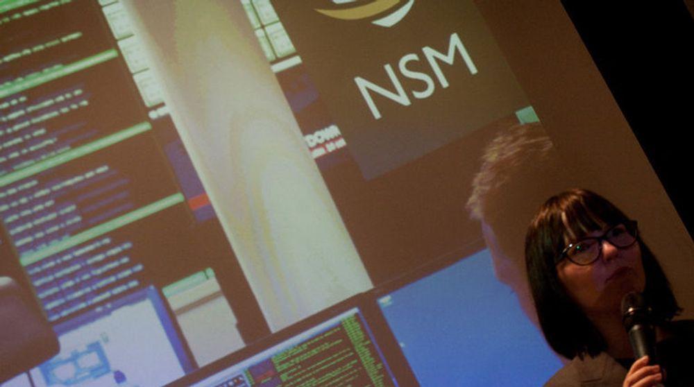 I går gikk startskuddet for Nasjonal sikkerhetsmåned. Seksjonssjef Marie Moe i NSMs operasjonssentral NorCERT var blant de som fortalte om tingenes tilstand.