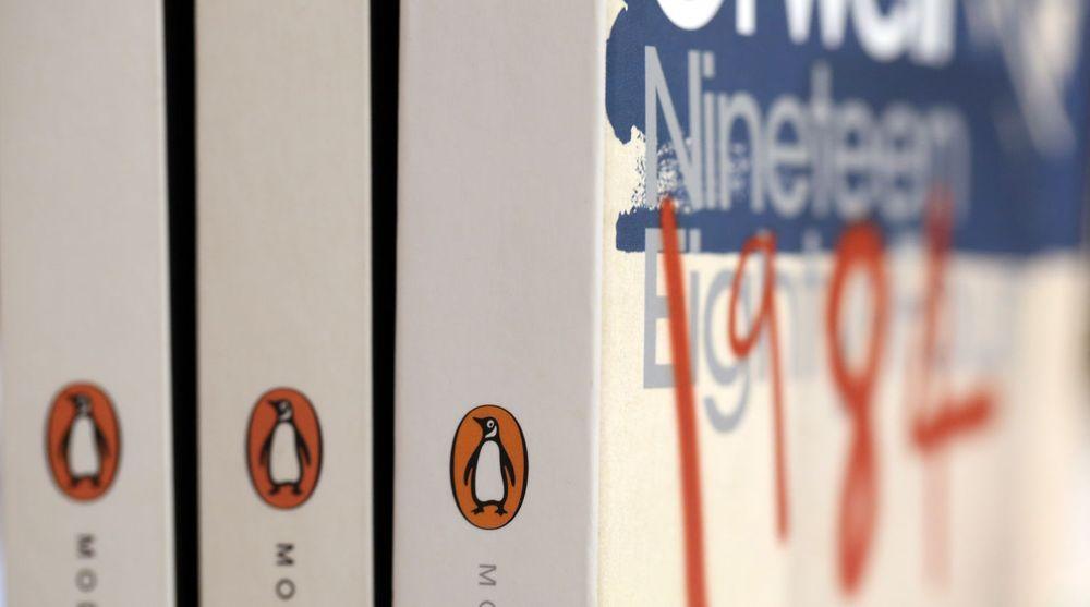 George Orwells roman 1984 har fått et kraftig oppsving i salget etter at PRISM-skandalen ble avslørt i forrige uke.