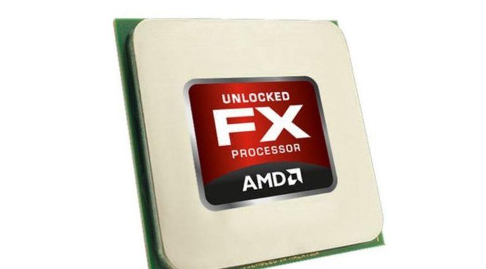 AMD setter klokkerekord