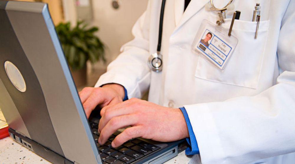 TIDOBLET DOSE: Feilen i datasystemet fra CompuGroup Medical Norge kunne blitt skjebnesvanger.