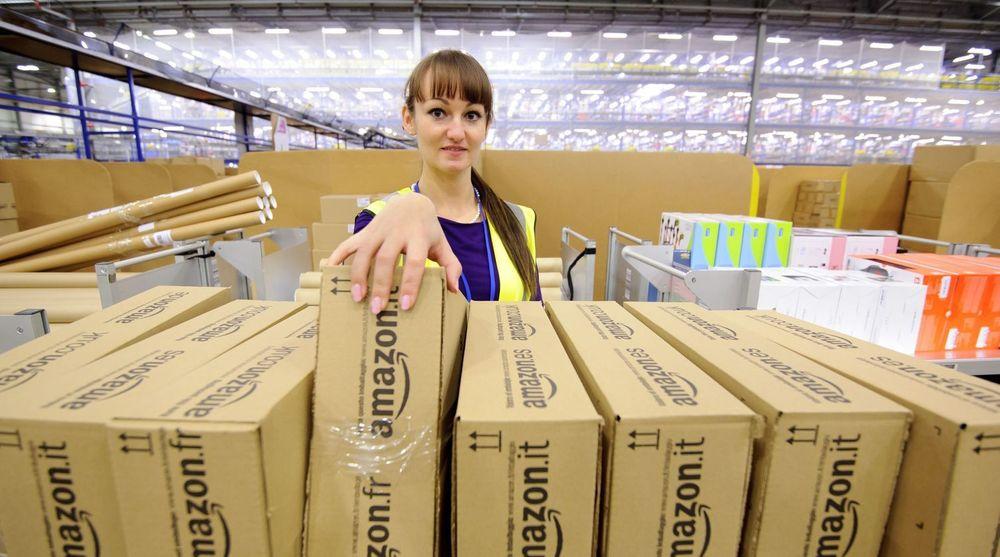 Amazon går nye veier for å få varene raskt frem til kundene - nå har de tatt patent på et system som skal sende varen før kunden i det hele tatt har kjøpt varen.