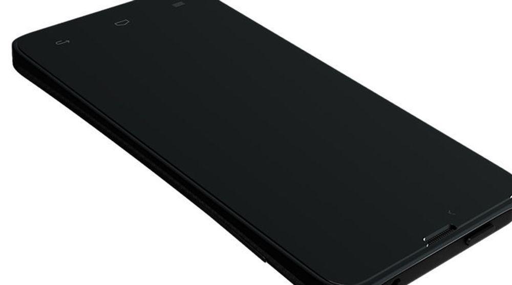 Blackphone som Geeksphone og Silent Circle står bak, lover bedre personvern enn andre smartmobiler og regnekraft på høyde med de beste. Spesifikasjonene er dog ennå ikke kjent.