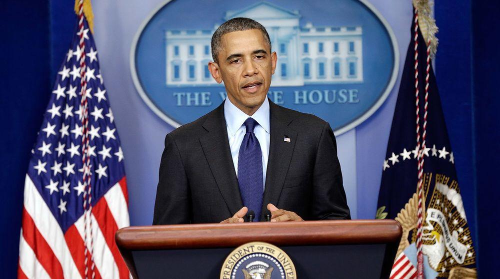 USAs president Barack Obama ventes ikke å kreve spesielt mange endringer av virksomheten til etterretningstjenesten NSA-