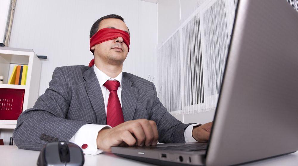 Hjelpemidler som skjermlesere og leselist gjør det enklere for blinde og svaksynte bruke kan bruke vanlige datamaskiner.
