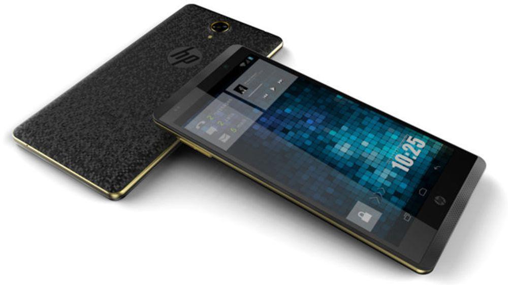 Slate 6 og Slate 7 blir relativt tynne, kjempedigre smarttelefoner med skjermer på seks og syv tommer. HPs mobil-comeback er imidlertid foreløpig begrenset til India.