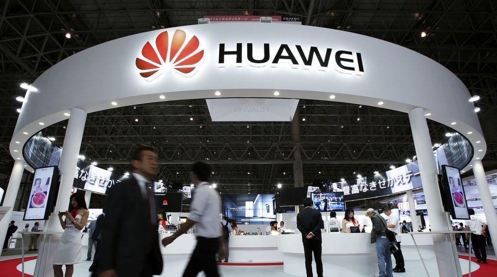 Omsetningensveksten har dabbet noe av fra tidligere, men Huawei styrer mot et rekordartet resultat.