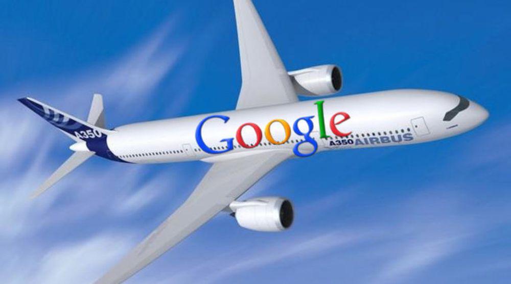 Ingenting tyder på at Google skal bli et flyselskap, men ifølge Ryanair-sjef Michael O'Leary skal Google lansere en prissammenligningstjeneste for flybilletter i løpet av våren.