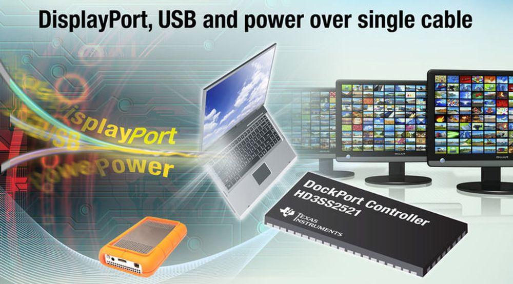 Lav pris og basert på en royaltyfri, åpen standard. Det kan gjøre DockPort til en langt mer utbredt løsning enn Thunderbolt i målet om å redusere antallet kabler til pc-er, selv om sistnevnte på flere områder er teknologisk overlegen.