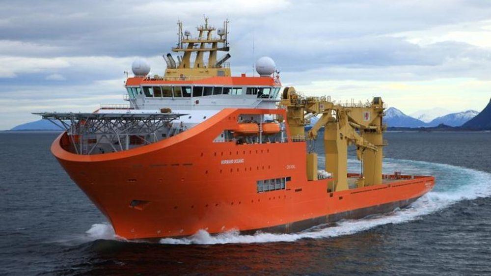Solstad Offshore overlater deler av IT-driften til Evry (på land, ikke på skipene slik bildet kan gi inntrykk av), slik at de selv kan konsentrere seg om kjernevirksomheten, maritime tjenester til oljebransjen basert på spesialtonnasje.