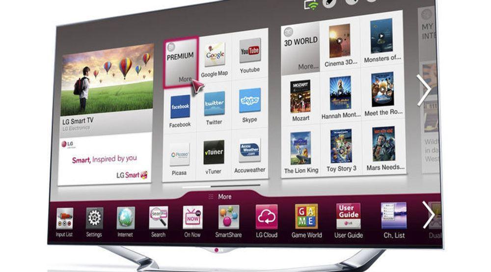 LG skal komme med en fastvareoppdatering til de av selskapets tv-er som sender selskapet data om seervaner og filnavn.