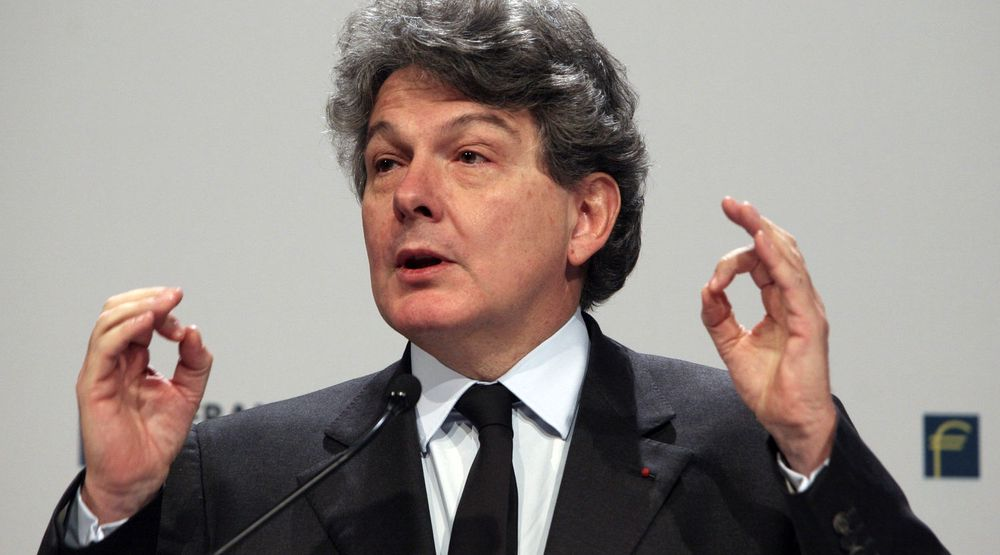 Før han tok over som toppsjef i Atos i 2007, var Thierry toppsjef i France Télécom (2002 til 2005) før han tjente to år som Frankrikes finansminister.