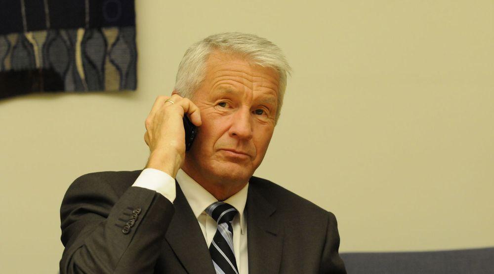 Thorbjørn Jagland skal være med på å trekke opp prinsipper og overgangsordninger for en framtidig global forvaltning av Internett.