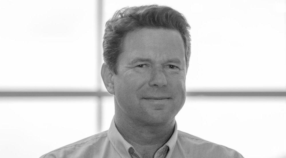 Eivind Hauglie-Hanssen er ansatt som administrerende direktør i Datametrix.