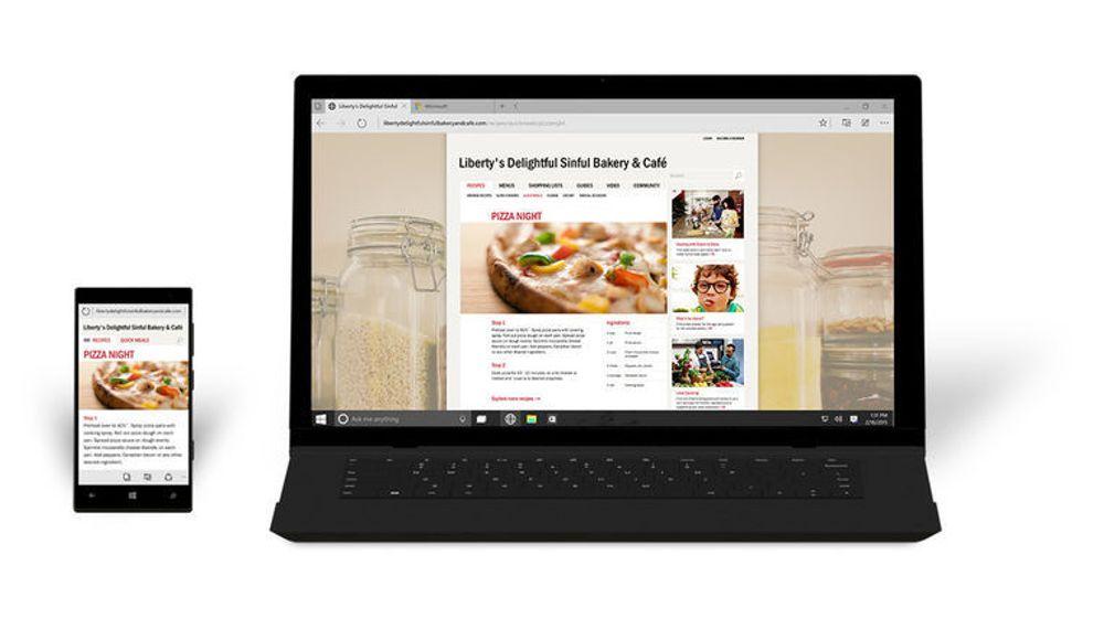 Spartan vil være den primære nettleseren for Windows 10, enten det er på desktop eller mobil.