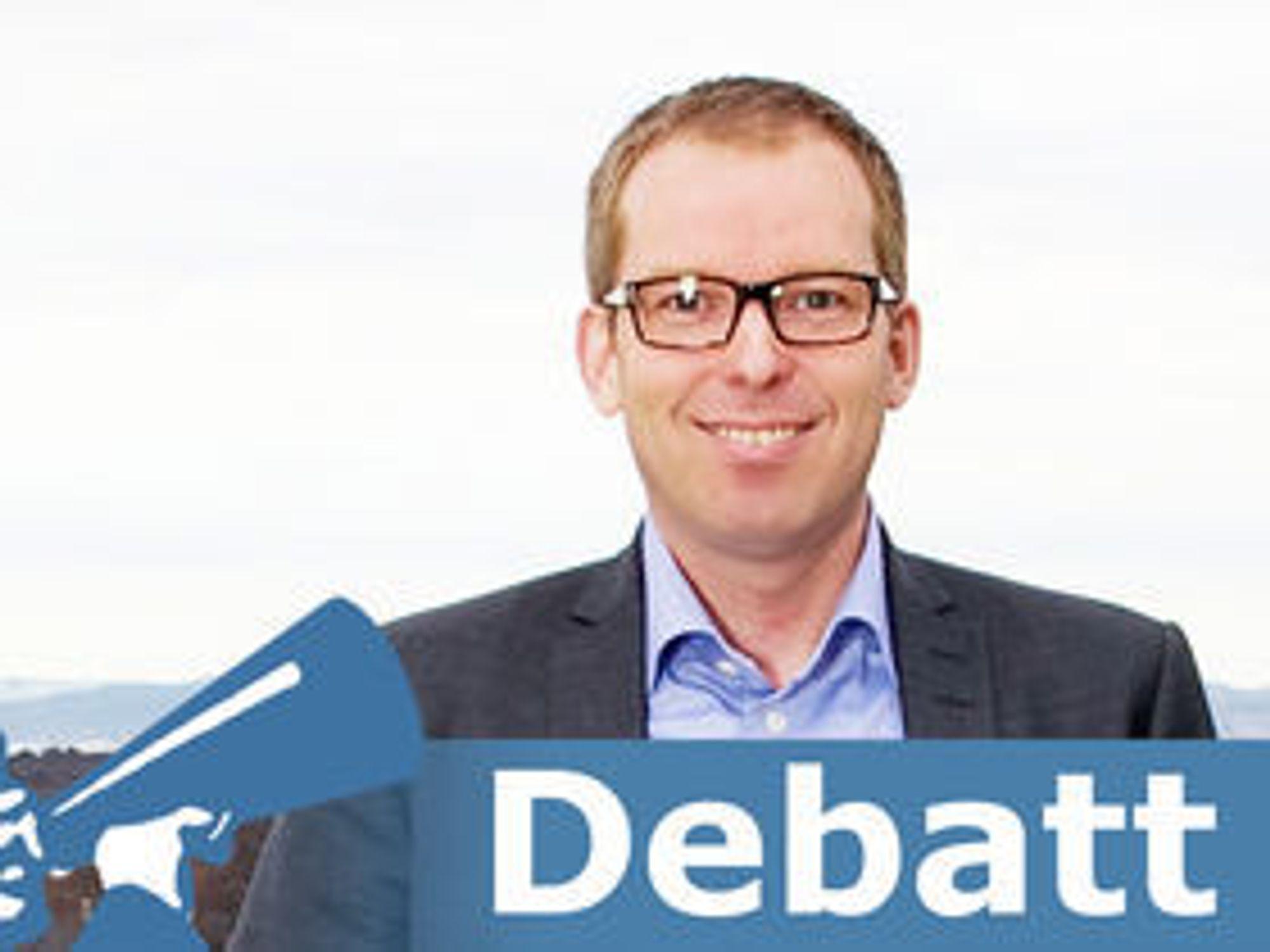 Håkon Haugli, administrerende direktør i Abelia, etterlyser i denne kronikken opprydding og nasjonale standarder for bredbåndsutbygging.