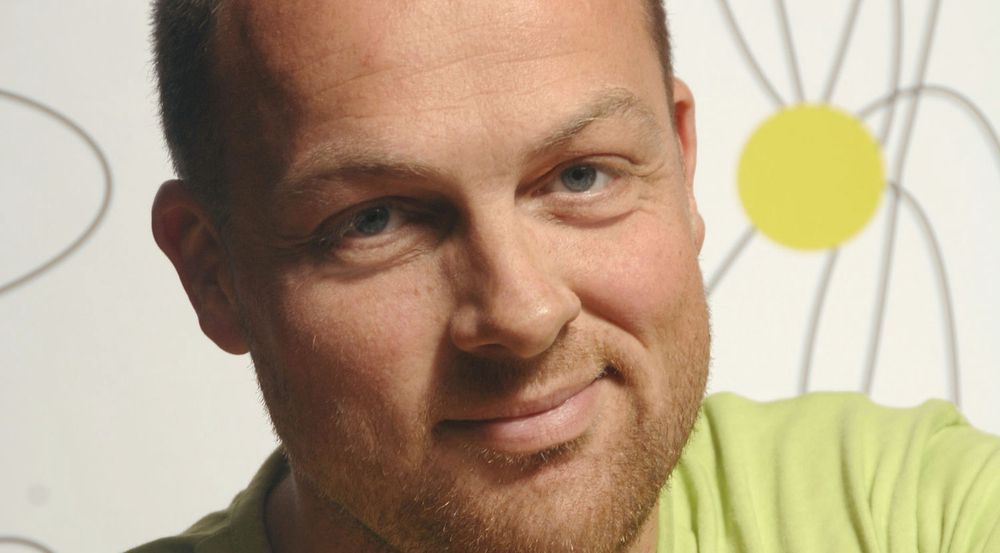 Christer Gundersen begynte som NDLAs første tekniske leder for en uke siden.