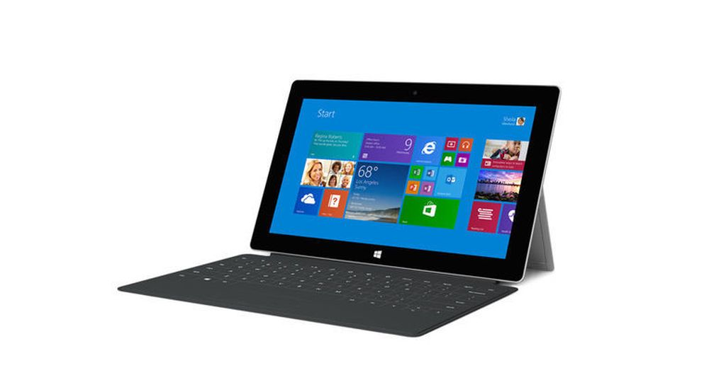 Surface 2 med Windows RT er ikke lenger i produksjon.