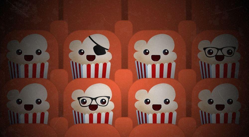 Popcorn Time sprer seg.