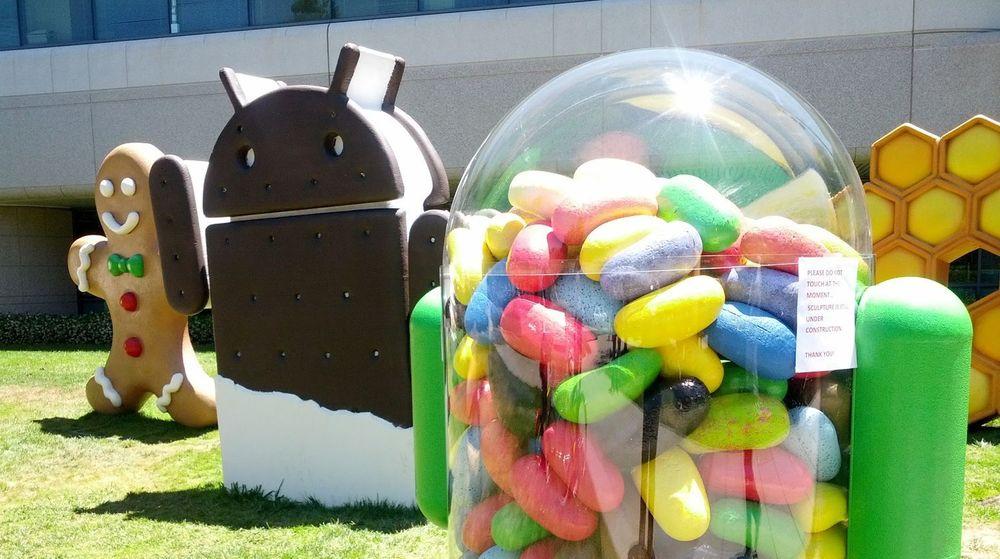 Brukere av enheter med Jelly Bean eller de eldre utgavene av Android bør ta i bruk en annen nettleser enn standardnettleseren.