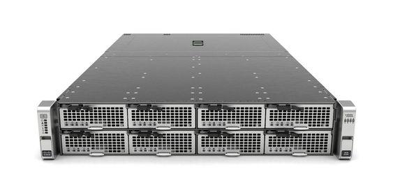 Den nye M-serien fra Cisco har en prislapp som starter på rundt en million kroner for et fullspekket serversystem.