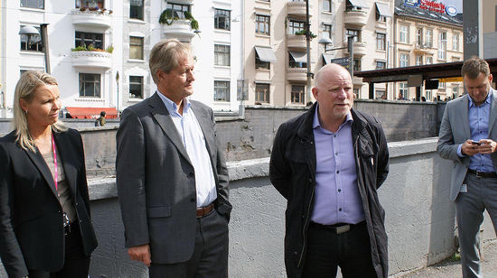- Det har vært en krevende jobb, sier Netcoms Tommy Johansen.