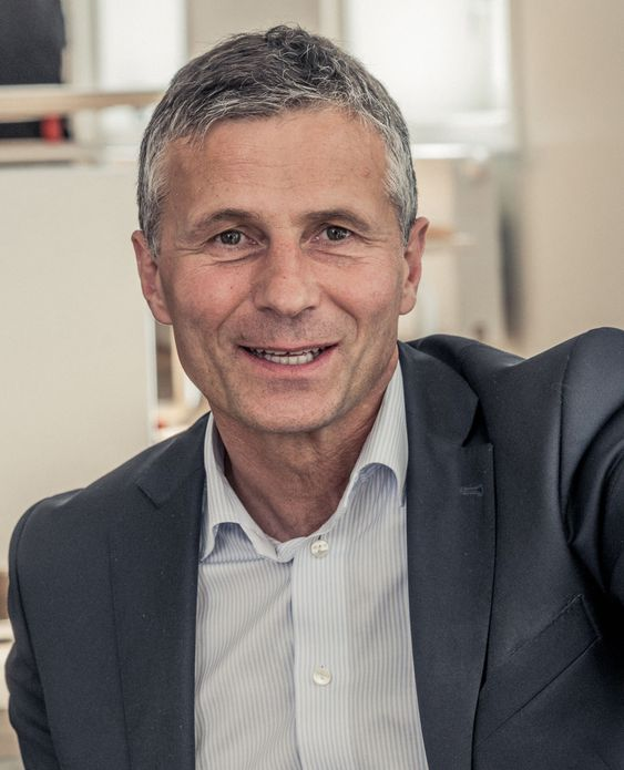 RYKKER OPP: Henrik Lindblad er ny adm.dir for Making Waves fra i dag.