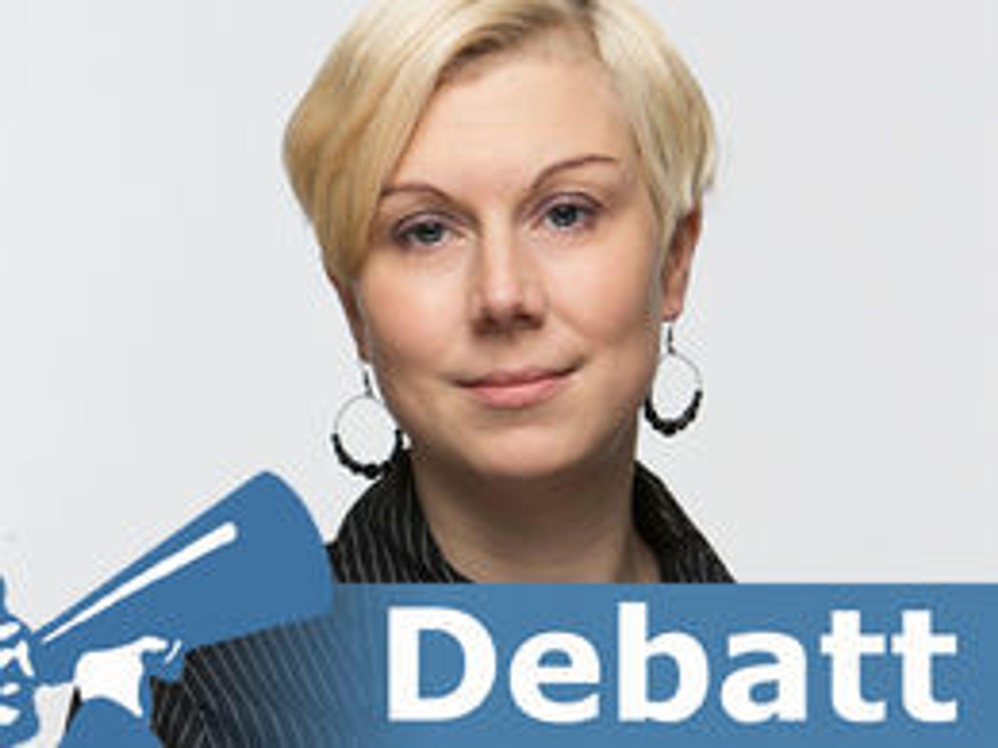 Trude Talberg-Furulund er senior kommunikasjonsrådgiver i Datatilsynet.