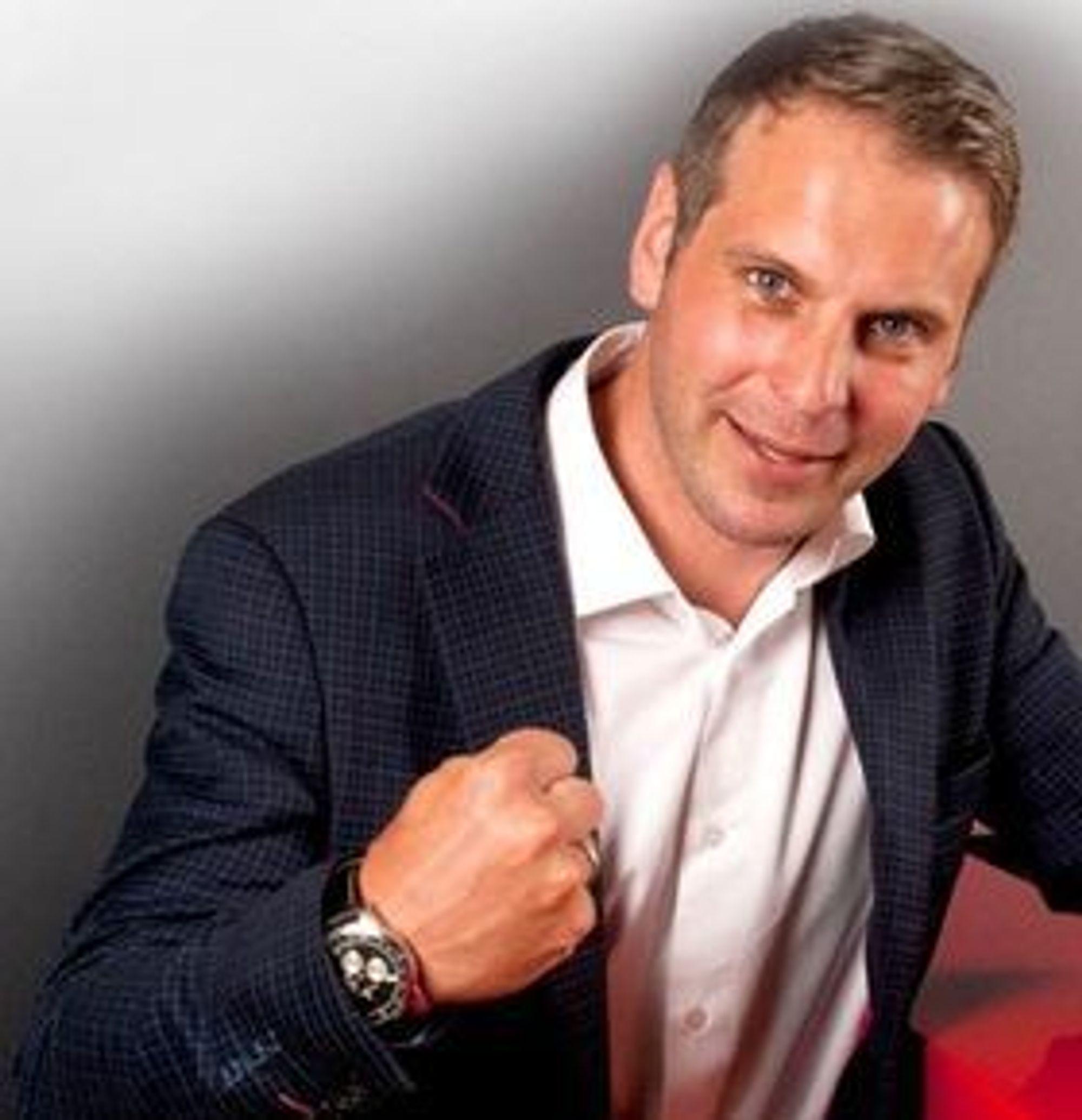 Lenovo-sjef i Norge, Anders Lersveen er i alle fall fornøyd med hvordan selskapet gjør det i det norske markedet.