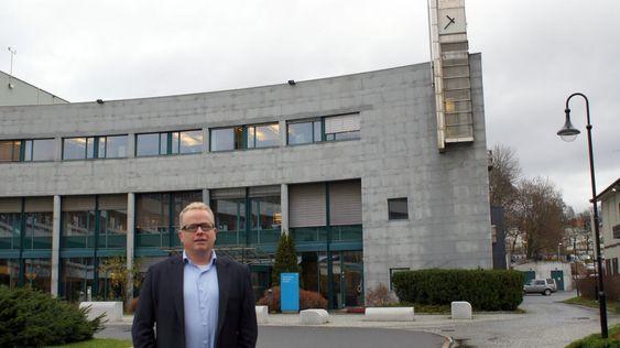 Andreas Munkelien er teknologi- og utviklingssjef hos NRK.