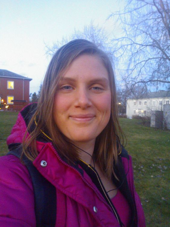 - Jeg oppdaget sikkerhetshullet da jeg skulle føre opp et nytt navn i et styre, forteller NTNU-student Camilla Rygh.