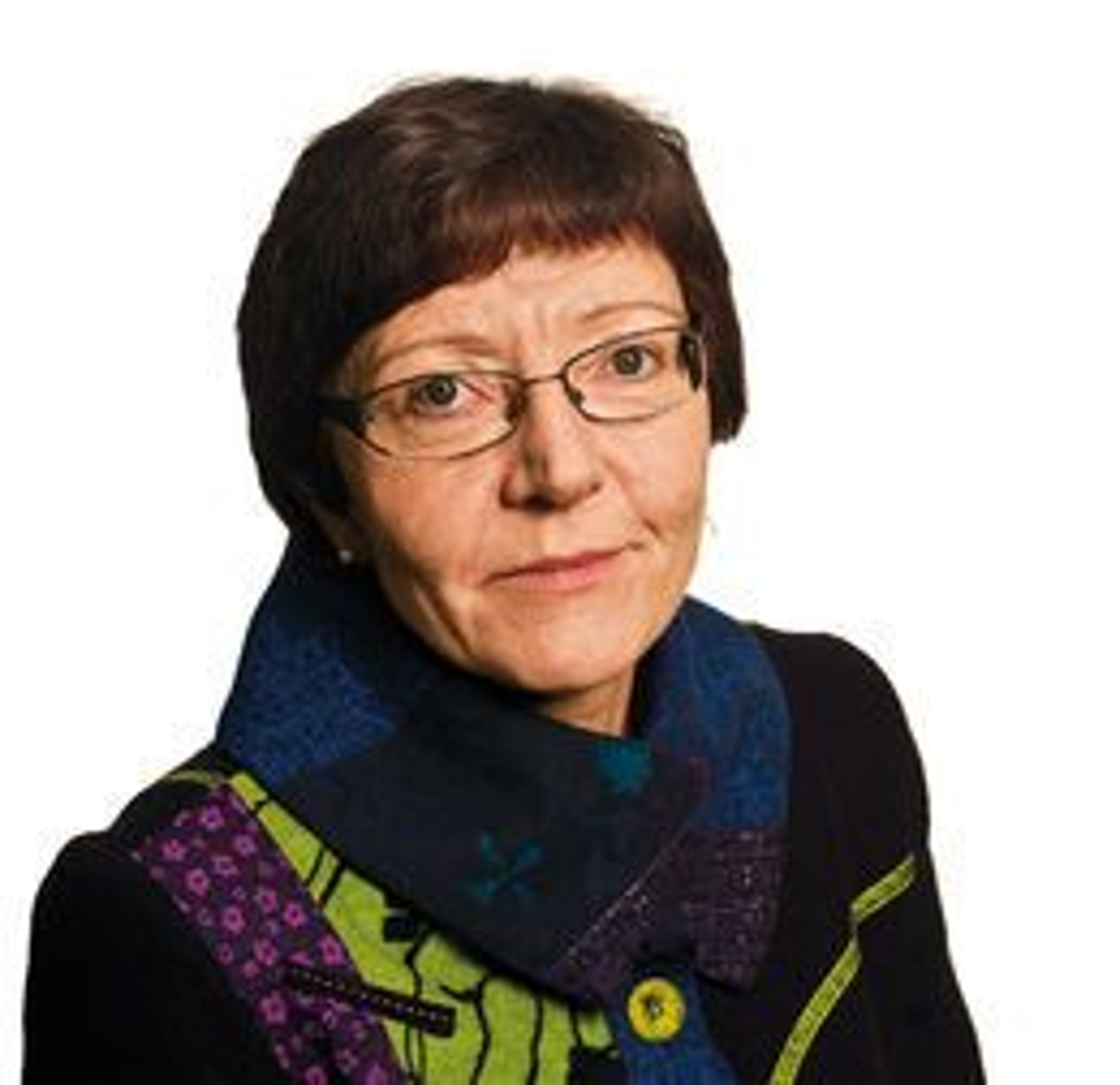 VETERAN: Alice Jakobsen har vært IT-direktør i tollvesenet helt siden mai 1995. I går ble hun erstattet.
