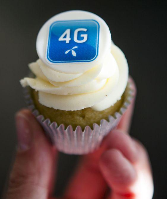 4G bidro til å dra opp driftsinntektene til Telenor.