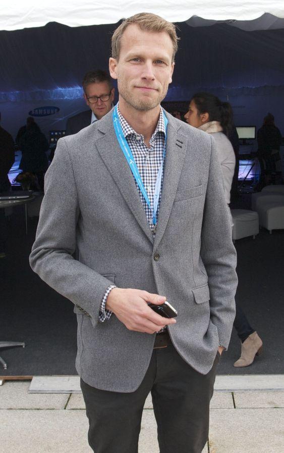Robert Brunbäck er markedssjef i Telenor Connexion.