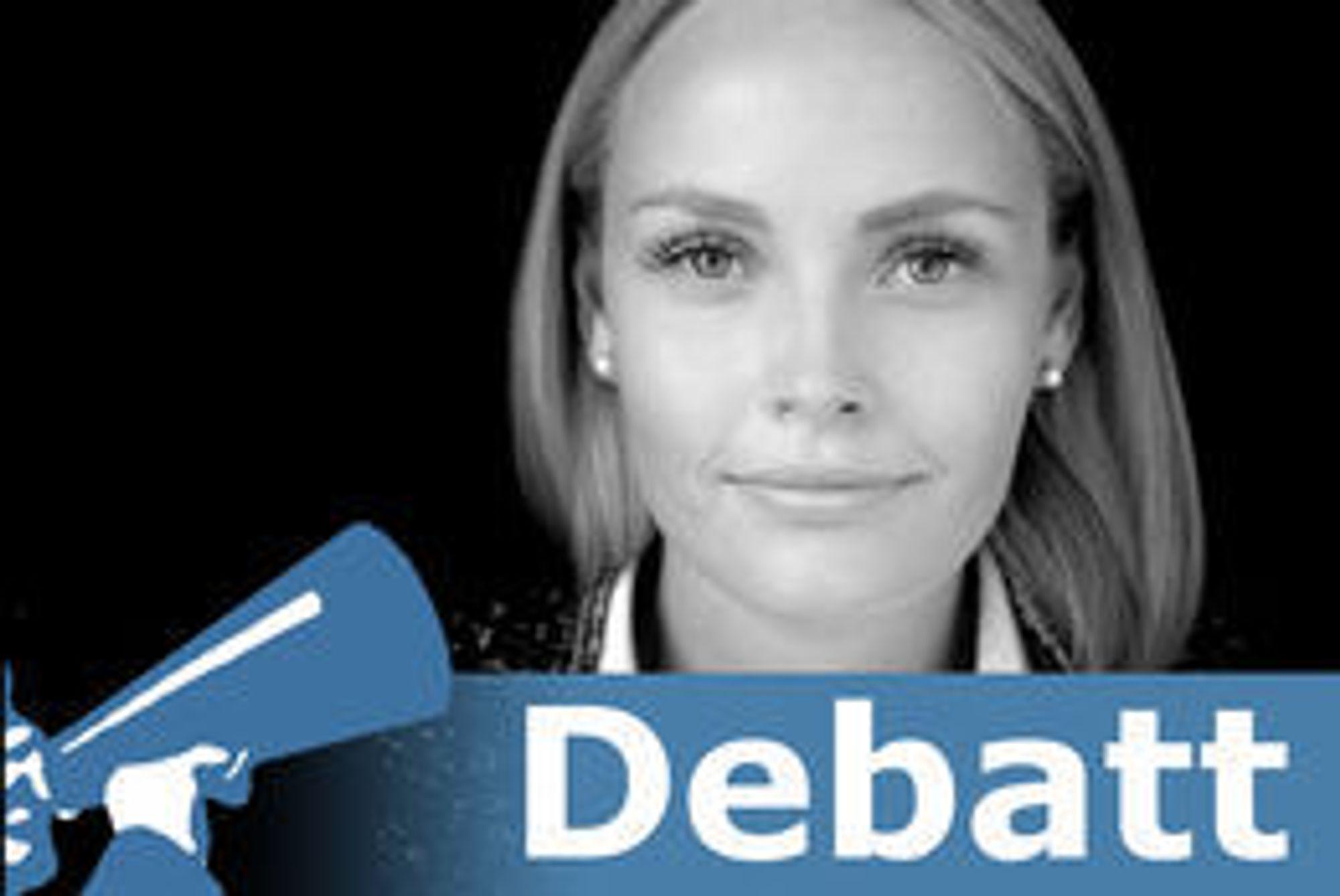 Ingrid Somdal-Åmodt Vinje er masterstudent i pedagogikk ved UiO og jobber med opplæring for Oslo Røde Kors.