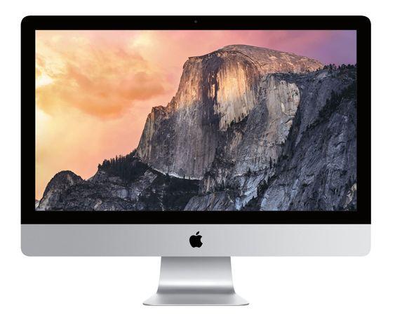Apple sier at dette er den mest høyoppløselige skjermen på en datamaskin.