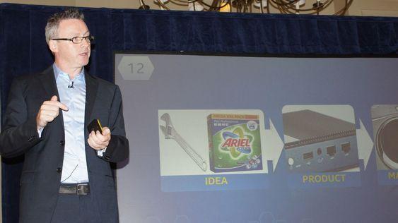 Ideer, produkter og markedsbehov er nøklene, ifølge Philip Moynagh.
