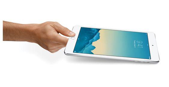 Nyeste iPad mini har ikke gjennomgått mange endringer, bortsett fra Touch ID-sensor.