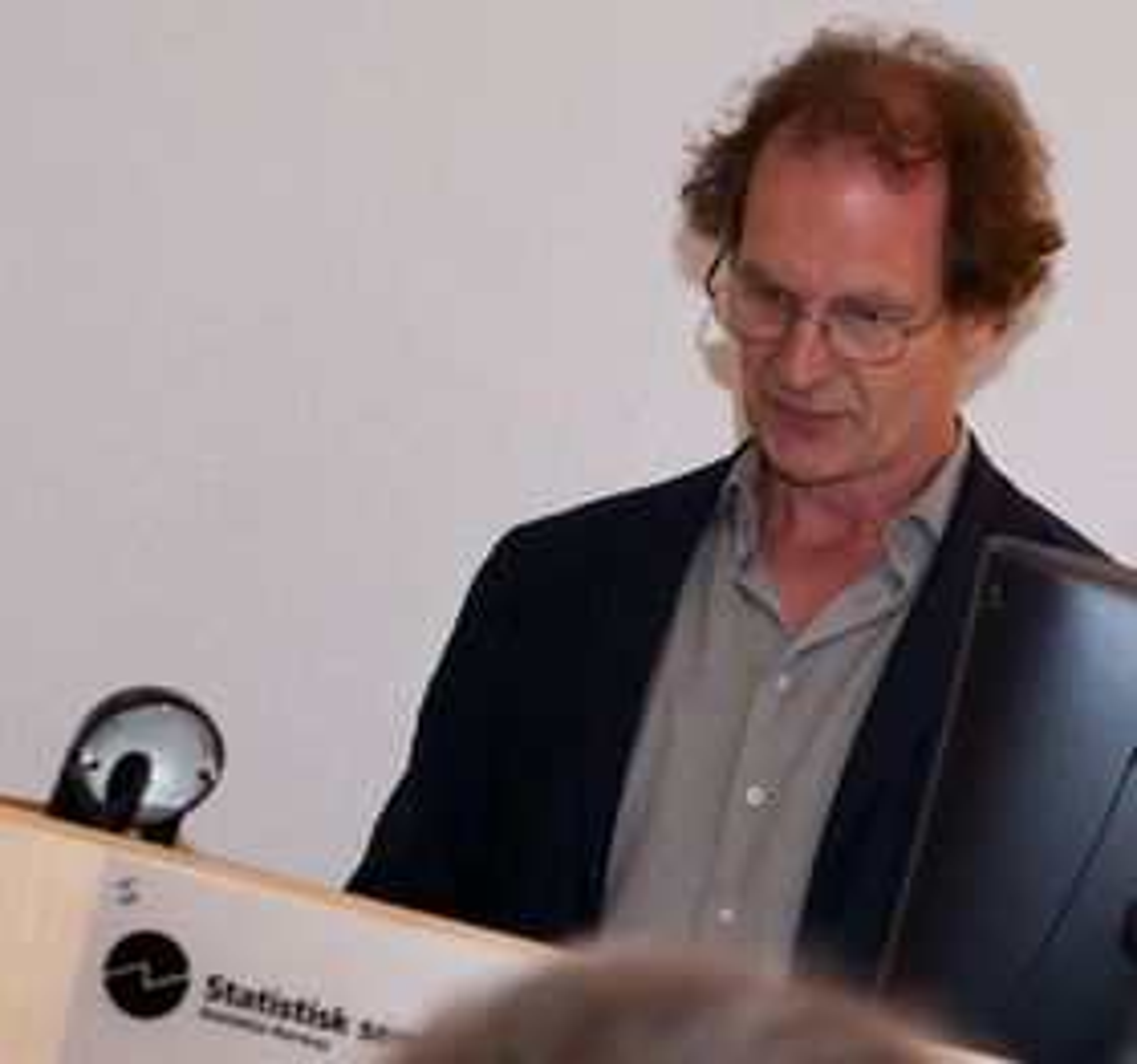 Jan Bruusgaard i SSB.